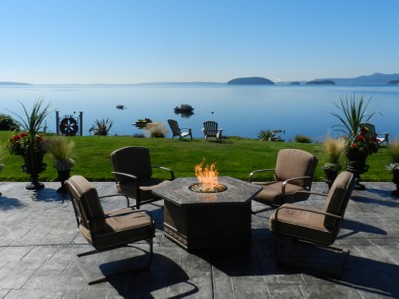 Single Family Home for sales at Samish Island 9690 Samish Island Rd Bow, Washington 98232 United States