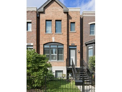 独户住宅 for sales at Gorgeous Brick Four Bed plus Office 2640 N Paulina Street  Chicago, 伊利诺斯州 60614 美国