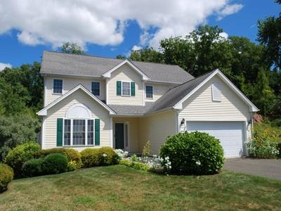 Single Family Home for sales at White Oak Estates 40 White Oak Drive  Danbury, Connecticut 06810 United States