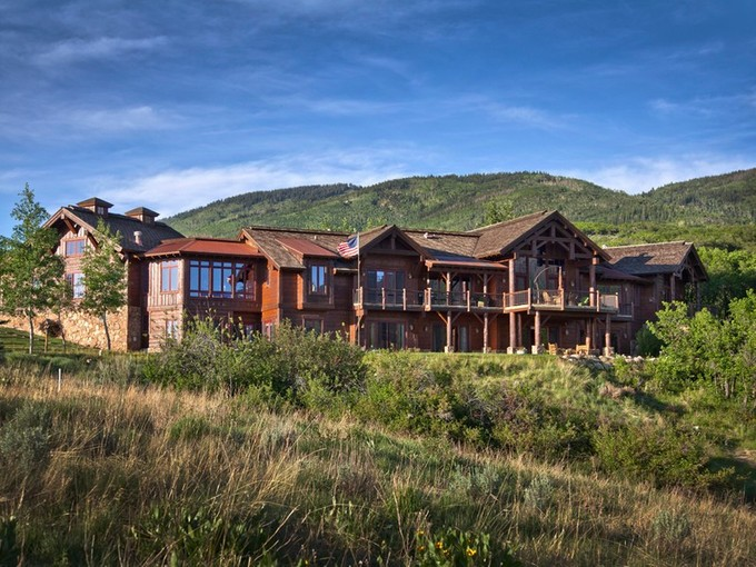 Single Family Home for sales at Catamount Ranch Property 33720 Catamount Drive Steamboat Springs, Colorado 80487 United States