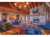 Single Family Home for sales at Historic Waterfront Log Home 3730 S Highway 95   Coeur D Alene, Idaho 83814 United States
