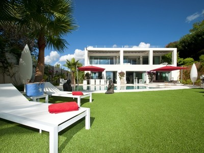 Single Family Home for sales at Villa With Sea View In Can Pep Simo  Ibiza, Ibiza 07819 Spain