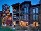 Кооперативная квартира for  sales at One Bedroom Residence At Silver Baron 2800 Deer Valley Dr #6127   Park City, Юта 84060 Соединенные Штаты