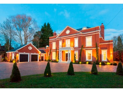 Single Family Home for sales at Leopold House Princes Drive Oxshott, England KT220UL United Kingdom