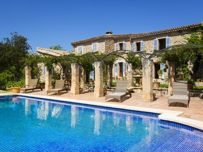 Maison unifamiliale for sales at Charming country house in Es Capdellá    Calvia, Majorque 07182 Espagne