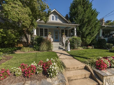 Single Family Home for sales at American University Park 4709 Asbury Place Nw Washington, District Of Columbia 20016 United States
