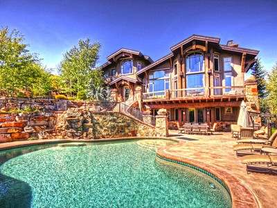 一戸建て for sales at Sophisticated Park Meadows Home with Old-World Charm 35 Sandstone Cv Park City, ユタ 84060 アメリカ合衆国