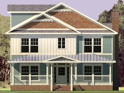 Einfamilienhaus for sales at New Construction in Garden Hills 383 Peachtree Avenue NE  Garden Hills, Atlanta, Georgia 30305 Vereinigte Staaten