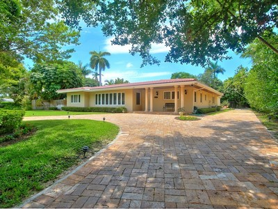 Single Family Home for sales at 531 Pidgeon Plum LN  Miami, Florida 33137 United States