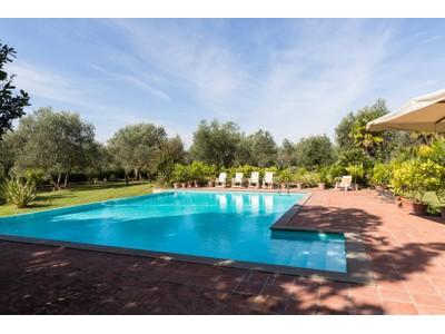 Maison unifamiliale for sales at Elegant and private villa with garden and pool Via Lilliano e Meoli  Bagno A Ripoli, Florence 50012 Italie
