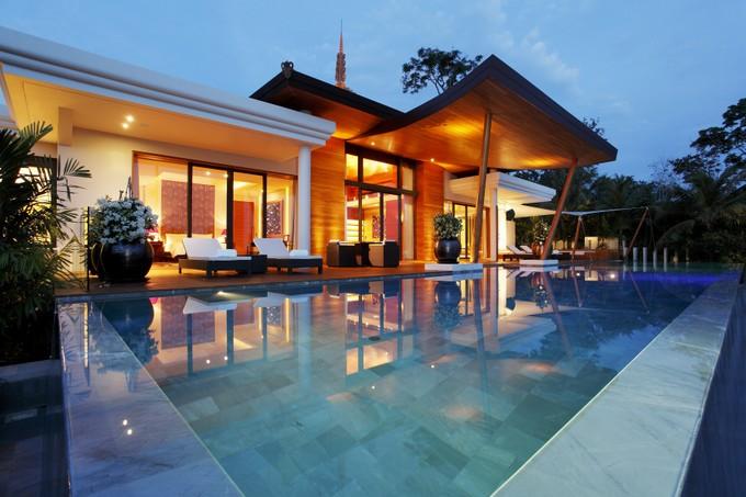 Vivienda unifamiliar for sales at Luxury 2 Bedroom Villa in 5 Star Resort    Nai Thon, Bangkok 83110 Tailandia