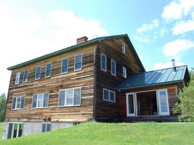 Landgut / Bauernhof / Plantage for sales at Outstanding Home on 112 Acres 2867 East Wells Road  Wells, Vermont 05774 Vereinigte Staaten