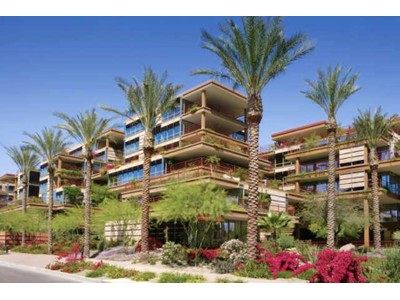 Appartement for sales at Fully Furnished Penthouse In Optima Camelview Village 7127 E Rancho Vista Drive #7004  Scottsdale, Arizona 85251 États-Unis