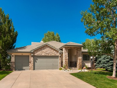 Einfamilienhaus for sales at 19 Canon Dr  Greenwood Village, Colorado 80111 Vereinigte Staaten