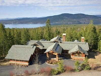 獨棟家庭住宅 for sales at 145 S Shooting Star Circle  Whitefish, 蒙大拿州 59937 美國