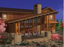 Single Family Home for sales at Luxury Promontory Trappers Cabin with a Fully Sponsored Club Membership 2935 Quick Draw   Park City, Utah 84098 United States