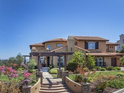 Maison unifamiliale for sales at 1701 Bella Laguna 1701 Bella Laguna Ct Encinitas, Californie 92024 États-Unis