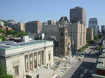 Condominium for sales at Montreal 1420 Rue Sherbrooke O., apt. 1004 Montreal, Quebec H3G1K4 Canada