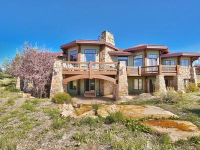 独户住宅 for sales at Family dream home 7580 N West Hills Trail  Park City, 犹他州 84098 美国
