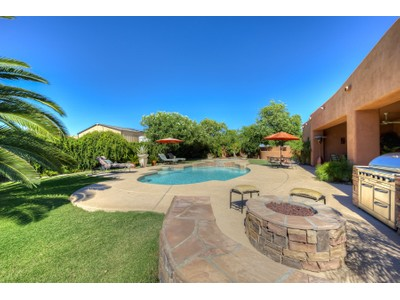 Nhà ở một gia đình for sales at Exceptional Property On A Full Acre In Desert Hills 2710 W Fernwood Drive Phoenix, Arizona 85086 Hoa Kỳ