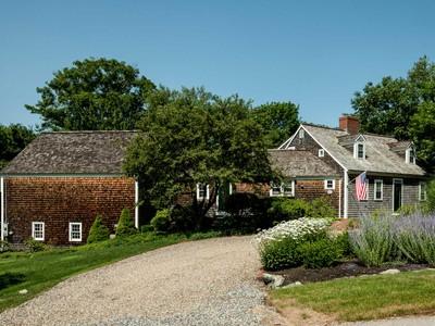 Single Family Home for sales at Classic Cape on Gerrish Island 2 Wheelhouse Way Kittery, Maine 03905 United States