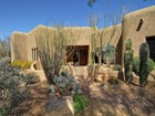 Single Family Home for  rentals at Southwestern Masterpiece 7830 E Old Paint TRL Scottsdale, Arizona 85266 United States