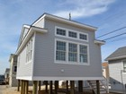 Single Family Home for  sales at New Construction Beach Cottage 106 W Bayberry Way   Lavallette, New Jersey 08735 United States