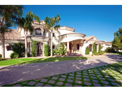 獨棟家庭住宅 for sales at Extraordinary Masterpiece in Camelback Country Estates 8812 N 65th Street   Paradise Valley, 亞利桑那州 85253 美國