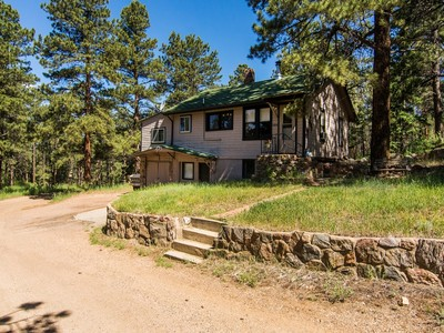 Land for sales at 684 Rainbow Glen Road  Evergreen, Colorado 80439 United States