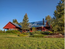 Single Family Home for sales at 581 Cerro Gordo    Darby, Montana 59829 United States