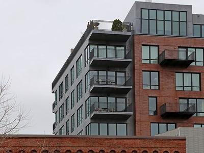 Condominium for sales at Upper Floor Corner Unit At Atelier 505 Tremont Street Unit 608  Boston, Massachusetts 02116 United States