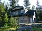 Casa Unifamiliar for sales at Waterfront Retreat 12334 Paradise Loop Marion, Montana 59925 Estados Unidos