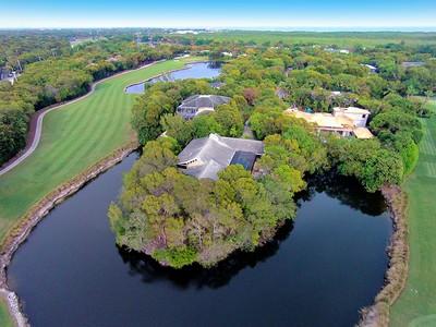 Single Family Home for sales at Lakefront Villa at Ocean Reef 11A Caloosa Road Key Largo, Florida 33037 United States