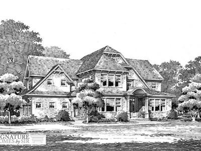 Nhà ở một gia đình for sales at Signature Home by SIR 6 Peach Lot Place Westport, Connecticut 06880 Hoa Kỳ