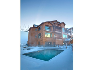 Condominium for sales at Mountain Lake Condo 202 2 Summit View Road Big Sky, Montana 59716 United States