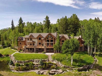 Maison unifamiliale for sales at Lazy K Ranch 27795 County Road 14 Steamboat Springs, Colorado 80487 États-Unis
