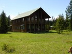 Casa Unifamiliar for sales at Polebridge Palace 1276 Long Bow Trail Polebridge, Montana 59928 Estados Unidos
