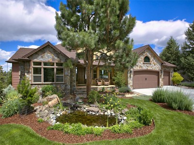 Single Family Home for sales at River Park Estates Custom Home 3542 NW Mesa Verde Court Bend, Oregon 97701 United States