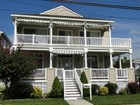 Single Family Home for  sales at 205 24th St   Ocean City, New Jersey 08226 United States
