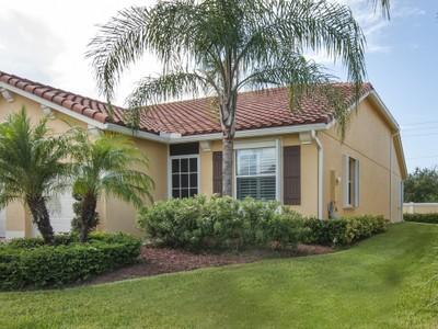 Vivienda unifamiliar for sales at Woodfield-Adult Community 6385 Oxford Circle Vero Beach, Florida 32966 Estados Unidos