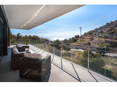 Maison unifamiliale for sales at Spectacular house in Sitges Sitges, Barcelona Espagne