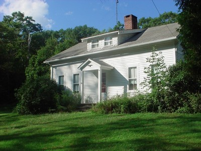 Single Family Home for sales at Vintage Colonial 54 Sharon Goshen Turnpike Cornwall, Connecticut 06796 United States