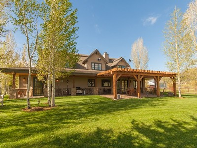 Ferme / Ranch / Plantation for sales at The Meadows Ranch 32320 RCR 20 Steamboat Springs, Colorado 80487 États-Unis