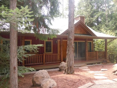 Tek Ailelik Ev for sales at Charming Cottage 1030 Rainbow Drive Bigfork, Montana 59911 Amerika Birleşik Devletleri