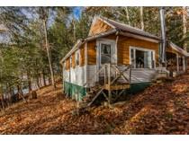 Single Family Home for sales at Sainte-Catherine-de-Hatley waterfront 528-530 Ch. Waban-Aki N.   Sainte-Catherine-De-Hatley, Quebec J0B1W0 Canada
