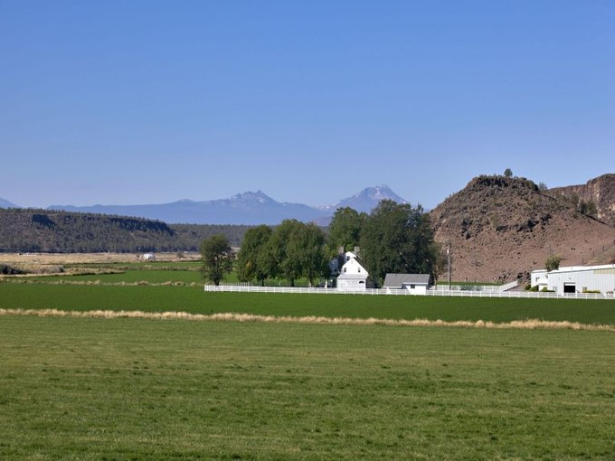Farm / Ranch / Plantation for sales at Historic and Productive Central Oregon Ranch 16301 NE Oneil Hwy   Redmond, Oregon 97756 United States