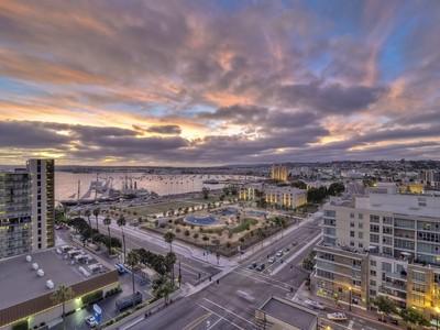 Eigentumswohnung for sales at Bayside 1325 Pacific Hwy #1407 San Diego, Kalifornien 92101 Vereinigte Staaten