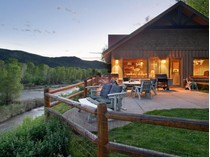 Single Family Home for sales at Serene fishing retreat 900 Valley Road   Carbondale, Colorado 81621 United States