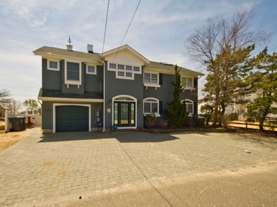 Maison unifamiliale for sales at Bayviews And Sunsets 257 Harbor Drive  Normandy Beach, New Jersey 08739 États-Unis