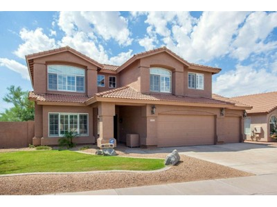 Einfamilienhaus for sales at Beautifully Upgraded Tatum Ranch Home 4551 E Rowel Rd Phoenix, Arizona 85050 Vereinigte Staaten